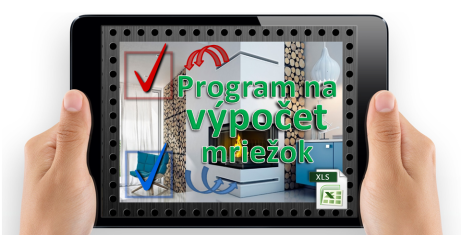 Program na výpočet mriežok
