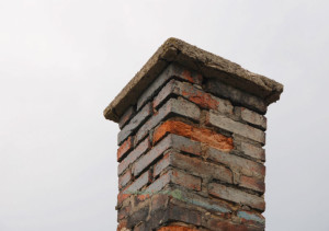 Tehlový komín